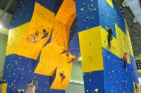 "Climbing gym ""Red Point"" (Moscow)"