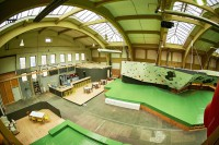 "Climbing gym ""Blockhelden"" (Bamberg)"