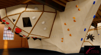 "Climbing gym ""Latitude Climbing and Fitness"" (Norfolk)"